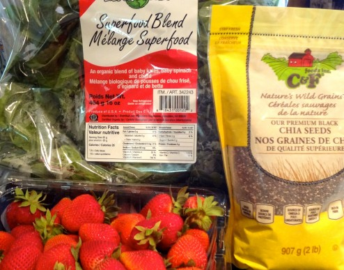Superfood Finds at Costco